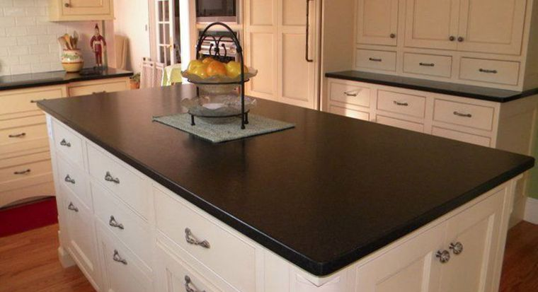 matte finish granite countertop